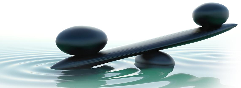 Ausgeglichenheit