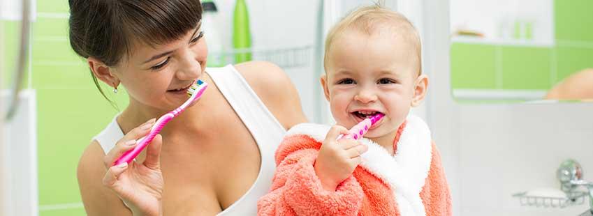 Zähneputzen ist so wichtig.
