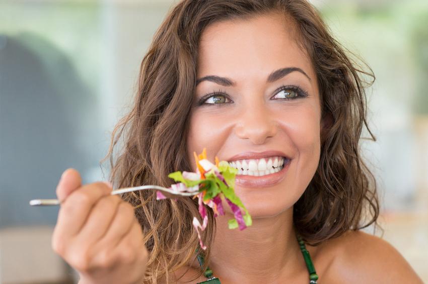 Munter bleiben mit leichter Kost.