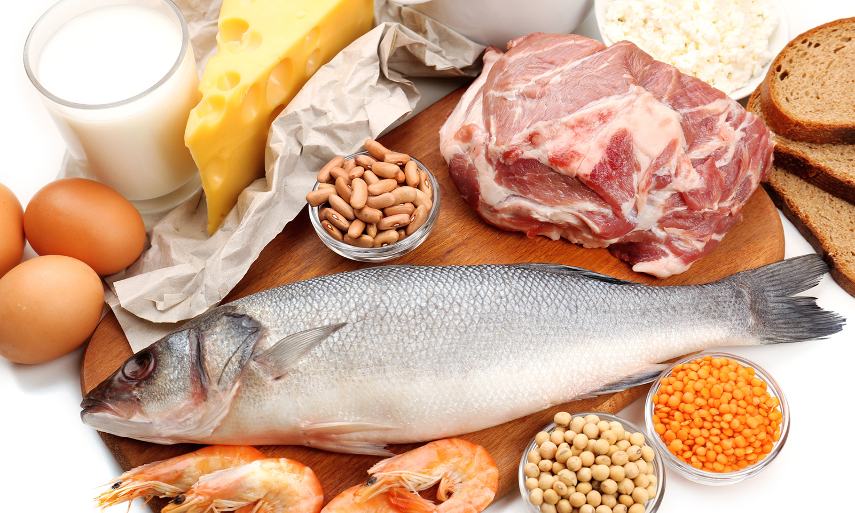 Tierisches Eiweiß ist damit effizienter als pflanzliches, das weniger essentielle Aminosäuren enthält.