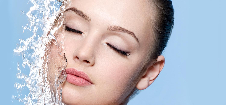 Befreien Sie ihre Haut von Schmutz und Make-Up-Resten.