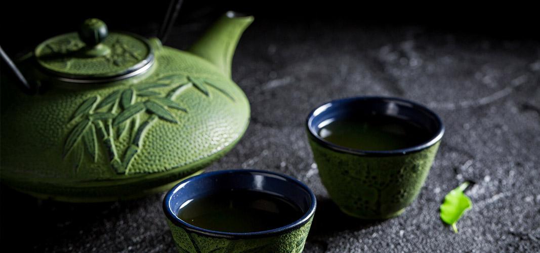 Trink dich entspannt.