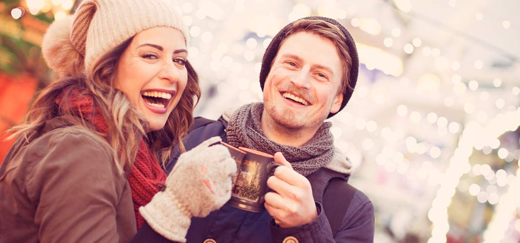 Das weihnachtliche Getränk wärmt nicht nur von innen, sondern schmeckt auch super!