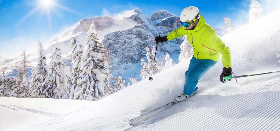 Starte deine Skisaison jetzt mit der richtigen Skigymnastik.
